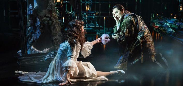 "operafantomet: "" 1st Lair, Phantom of the Opera, Moscow 2014. """
