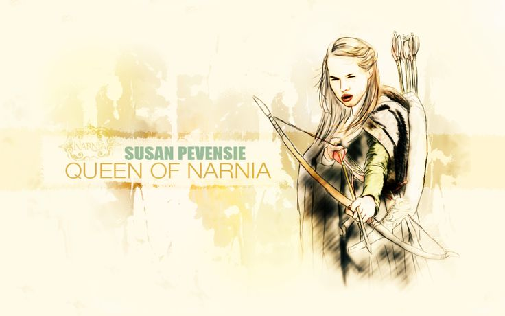 Susan Pevensie ~ The Chronicles of Narnia
