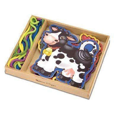 Melissa and Doug Lace and Trace Farm * Check out the image by visiting the link.