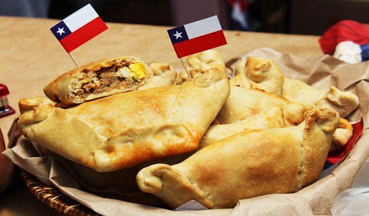 Santiago tiene ofertas de empanadas en casi cada esquina, pero la calidad es…
