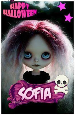 Una nueva lista de muñequitas de Halloween la Séptima publicación, con nuevos nombres busca el tuyo ya lo tenemos o déjanos tu comentario..