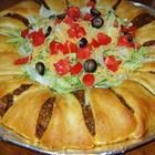 Taco ring! We love this and eat it all the time