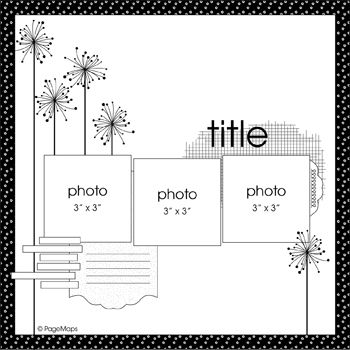 My absolute favorite scrapbooking site with free layout sketches and new ones posted every month.