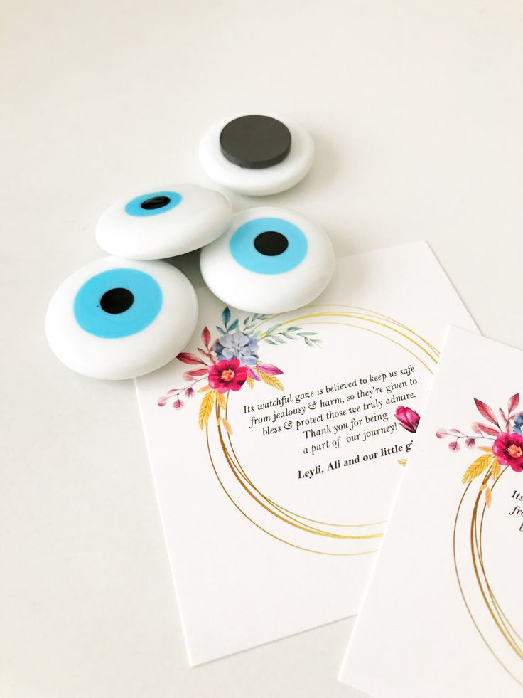 Evil eye magnet, white evil eye bead, greek evil eye, wedding favors for guests, white turkish evil eye, fridge magnet, good luck beads