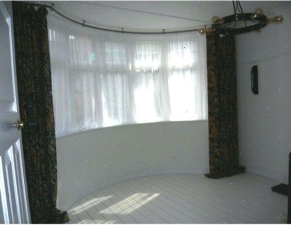 Gardinenerker Vorhande Curtains Baypole Ceiling Morris