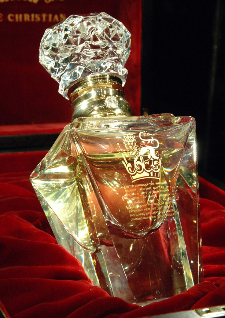 Clive Christian Imperial Majesty Perfume 2 The most expensive perfume in the world! $215,000
