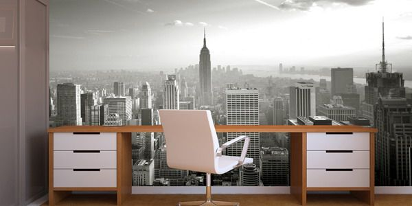 Imagine an office like this