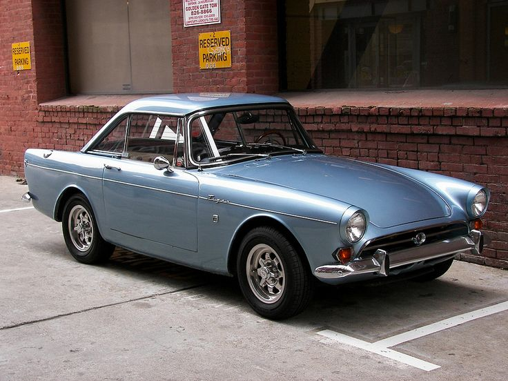 127 Best Sunbeam Images On Pinterest Vintage Cars British Car