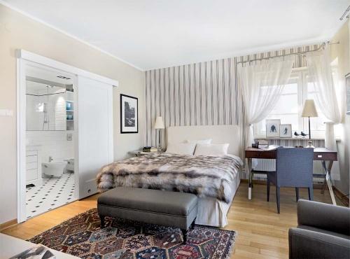 dom nowy jork, styl nowojorski, ludzie mieszkają, ciekawe wnętrza