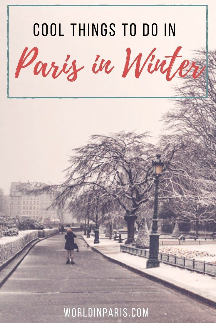 Winter In Paris Bucket List Avec Images Noel En France Paris