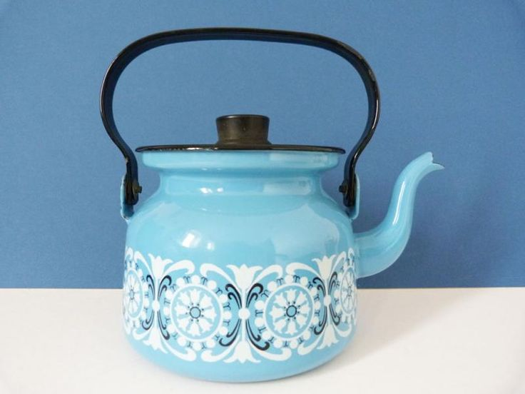 vintage finel kettle