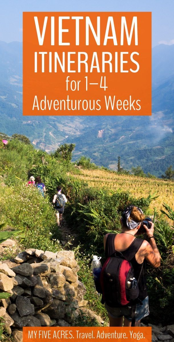 Vietnam Itinerary: How to Get the Most from 1–4 Weeks in Vietnam