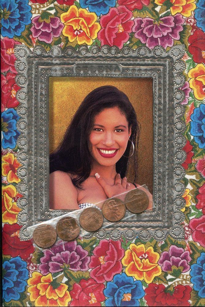 "SELENA QUINTANILLA, ""como la flor: a biography, book, joe nick patoski, 1996"