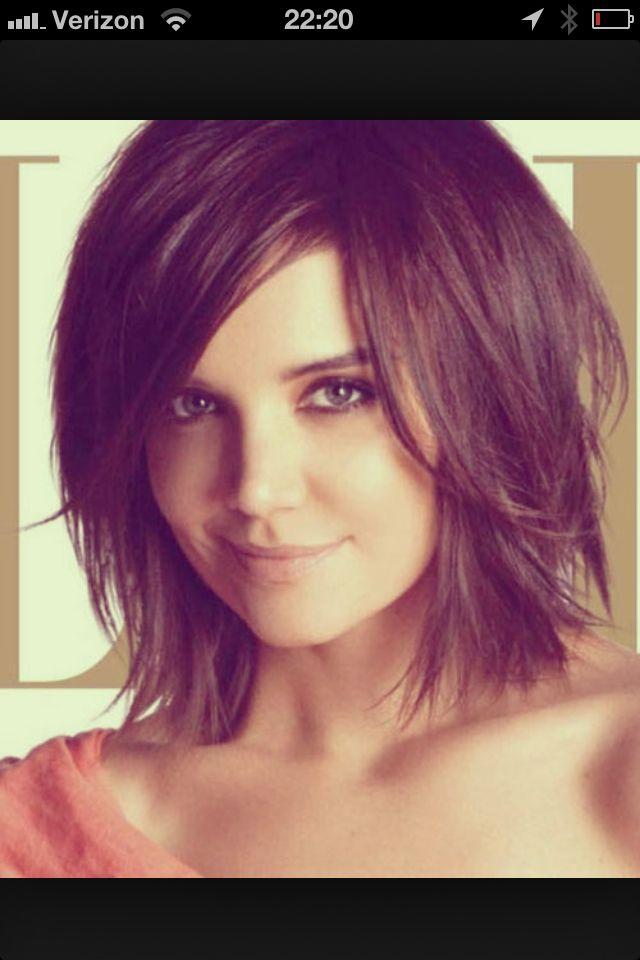 Pretty Short Hair (Maybe someday...)