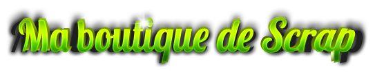 maboutiquedescrap.com : le spécialiste de la vente de matériel de scrapbooking