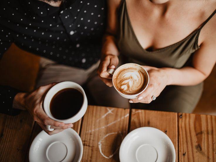 Cozy Coffee Shop Couples Session Couple Coffee Shop Coffee Shop