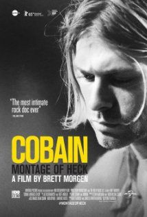 """Kurt Cobain: Montage of Heck"" (2015)  An authorized documentary on the late musician Kurt Cobain, from his early days in Aberdeen, Washington to his success and downfall with the grunge band Nirvana."