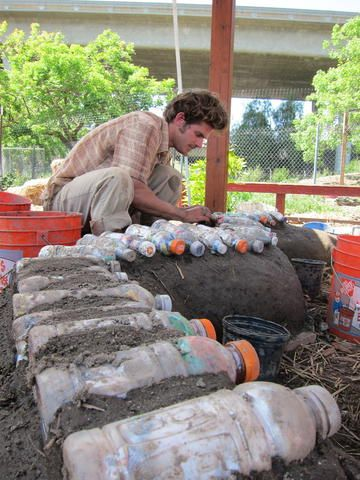 Bottle Bricks Ecoladrillos A Collection Of Architecture Ideas To Try Give Volunteer