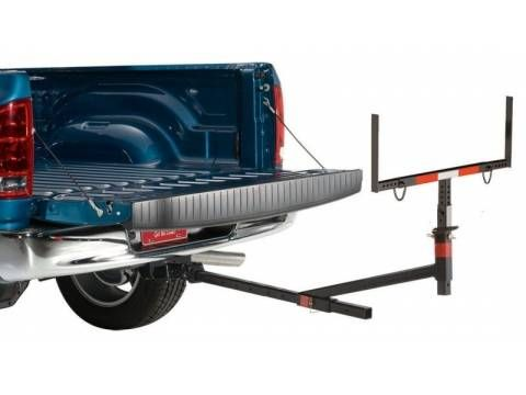 Hitch Lund Hand Truck Bed Extender available at http://www.realtruck.com/lund-hitch-hand-truck-bed-extender/ for $188.49.