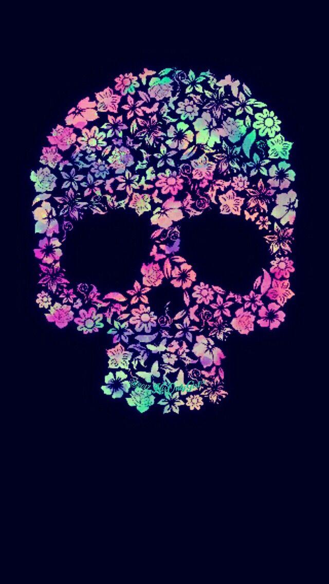Best 20 skull wallpaper iphone ideas on pinterest - Skull wallpaper iphone 6 ...
