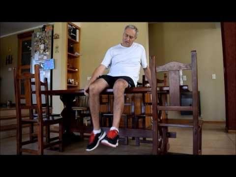 Rehabilitación reemplazo total de cadera - YouTube