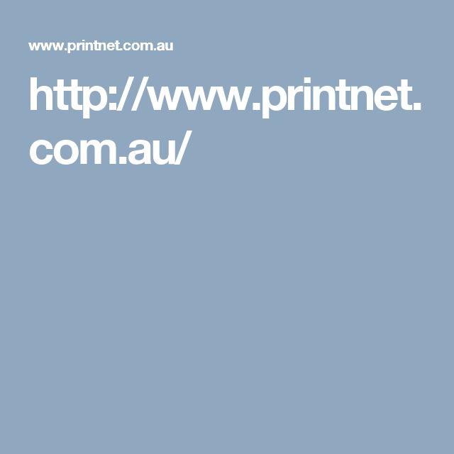 http://www.printnet.com.au/