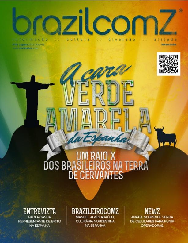 Revista Brazil com Z - AGO/12