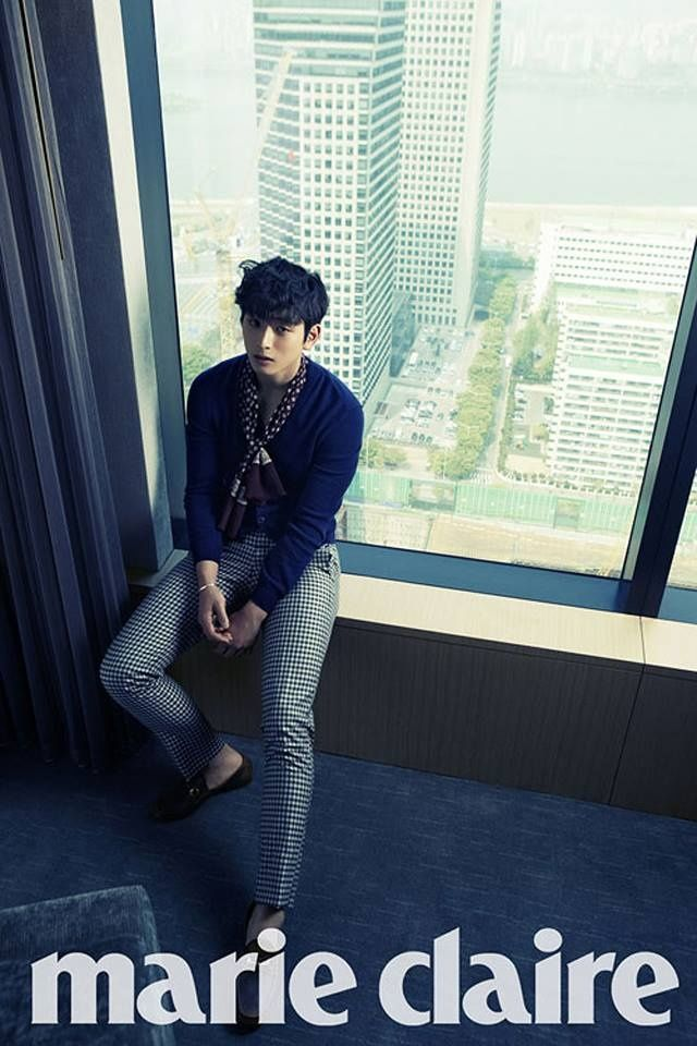 Jin Woon | 진운 | 2AM | D.O.B 2/5/1991 (Taurus)