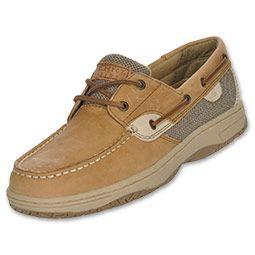 Sperry Kids' Top-Sider Bluefish 2-Eye Boat Shoe #FinishLine #Kids $54.99 summertime kicks for the boy