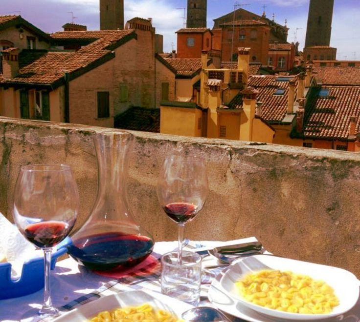 FloCiBO   Minha declaração de amor ao comer bem e a Bologna