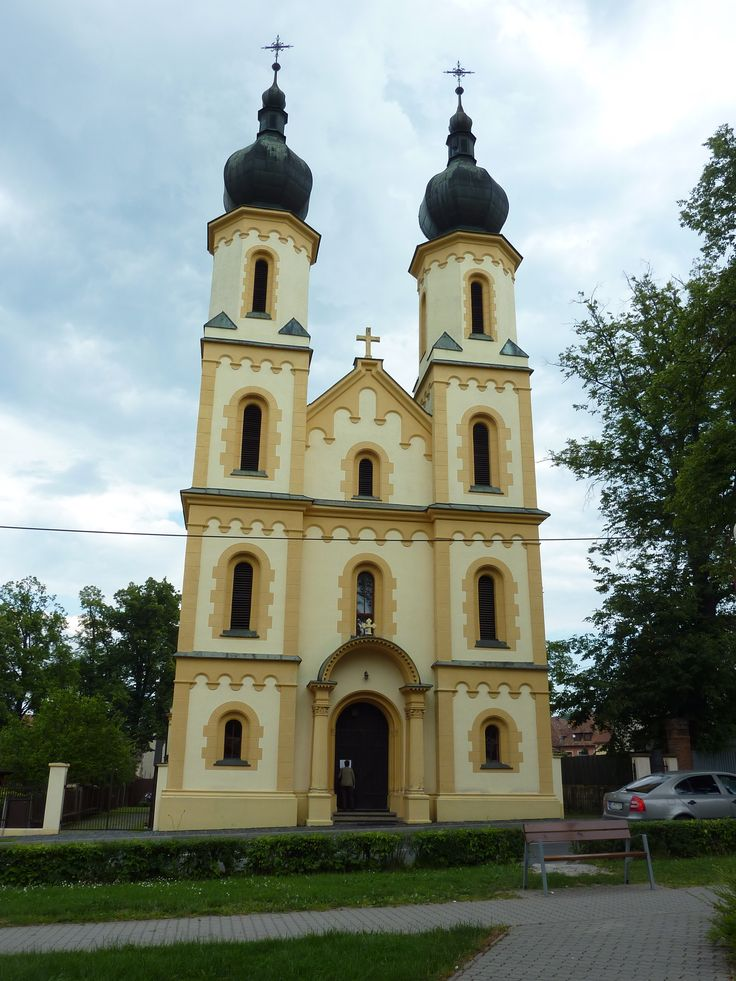 Bardejov St Peter and Paul Catholic Church Church