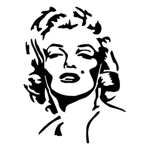 Marilyn Monroe Laptop Car Truck Vinyl Decal Window Sticker PV201