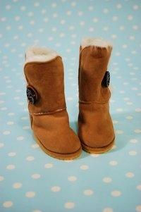 BJD SD/13/16 Boots 'brown' - Miema