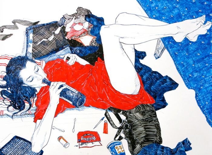 """by Hope Gangloff """"Something about this picture that I really like."""" ~unknown"""