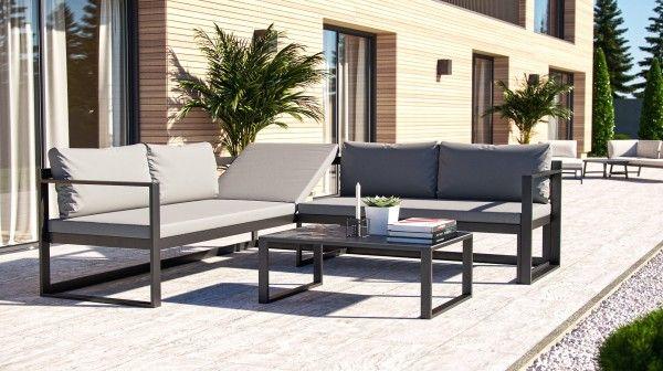 Fabio M Lounge Mobel Outdoor Sofa Aussenmobel