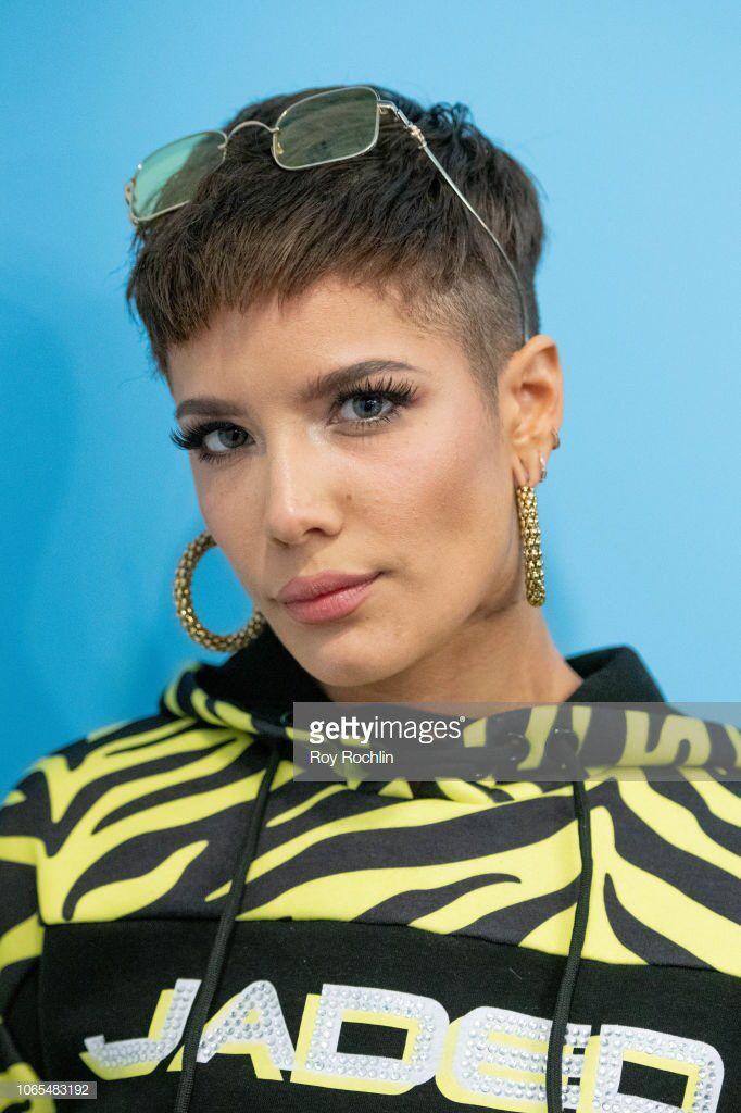ede2006afbad0 Pin by Maritza Lucas on Halsey in 2019 | Halsey, Halsey short hair ...