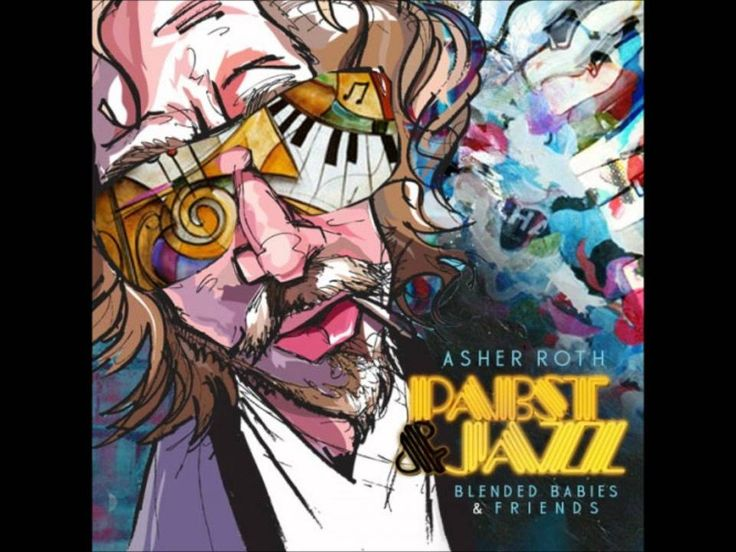 Asher Roth - Running Away NEW PABST & JAZZ
