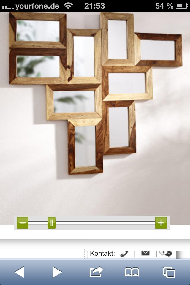 Unique Otto de Wand deko spiegel