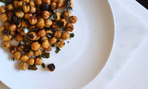 Nori Roasted Chickpeas Recipe   – Recipes