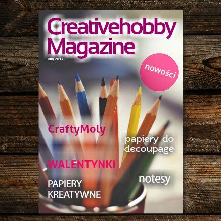 Oto lutowy numer Creativehobby Magazine! Zapraszamy do lektury: www.joomag.com/magazine/creativehobby-magazine-luty-2017/0715237001486466876