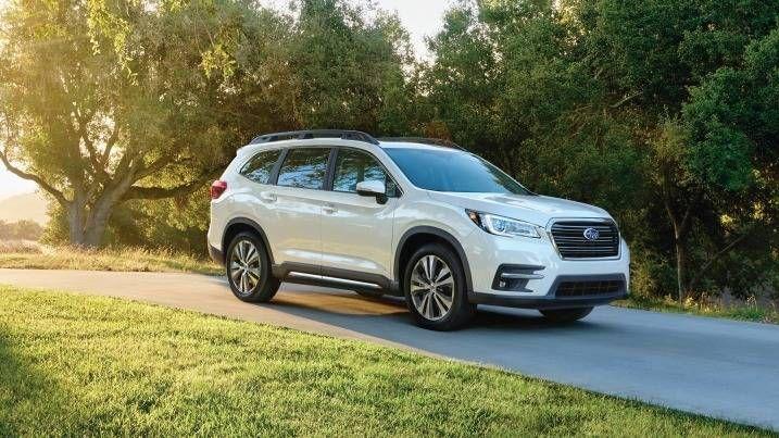 2019 Subaru Ascent Edmunds Consumer Reviews Subaru Subaru For Sale Suv Prices