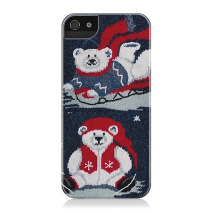 funky bears - Coolest case this Christmas from inspiremycase.com