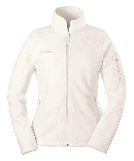 Columbia Winter White Western Trek Fleece Jacket | zulily