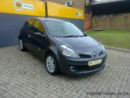 Renault Clio 3 1.6 Dynamique
