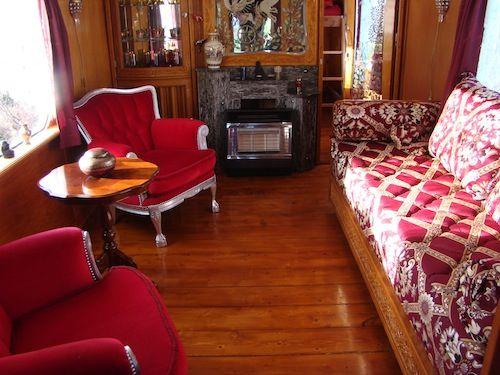 oosterse woonwagen interieur