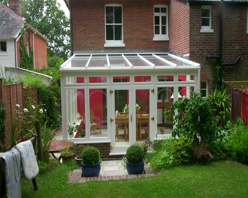 Lean to conservatory- M&A Home Improvements