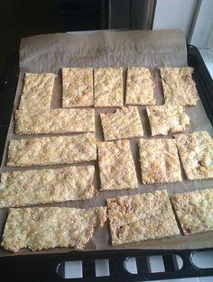 Blogg - LCHF.se - Godaste bröd jag ätit! Tack Marmy! :)