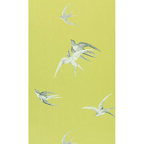 Buy Sanderson Swallows Wallpaper Online at johnlewis.com