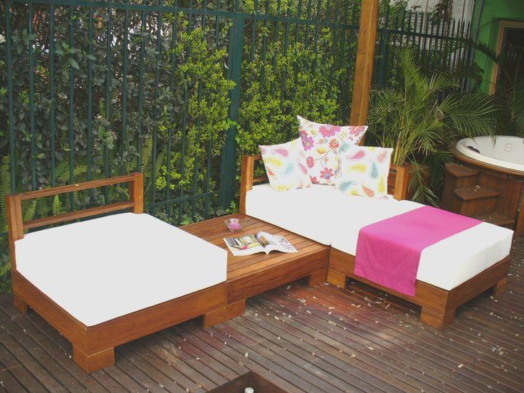 Juego de Living Flex, practiquísimos módulos que te permiten infinitas combinaciones, además la mesa la transformás en otro módulo de sillón con sólo agregarle un almohadón.