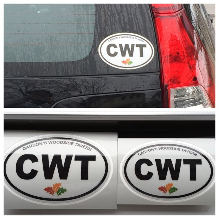 Check out these sweet custom reflective bumper stickers call us at to design your own custom stickers today